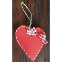 Coeur fait en bois