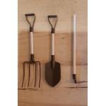 Outils de jardinage  miniatures