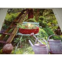 Toile de jardin