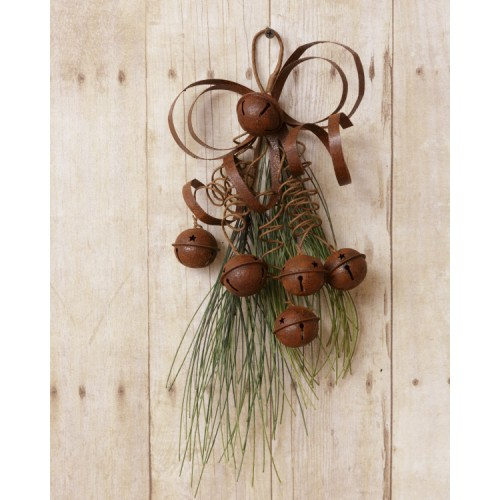 Branche avec grelots