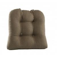 Coussin de chaise en tissu
