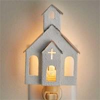 Veilleuse église